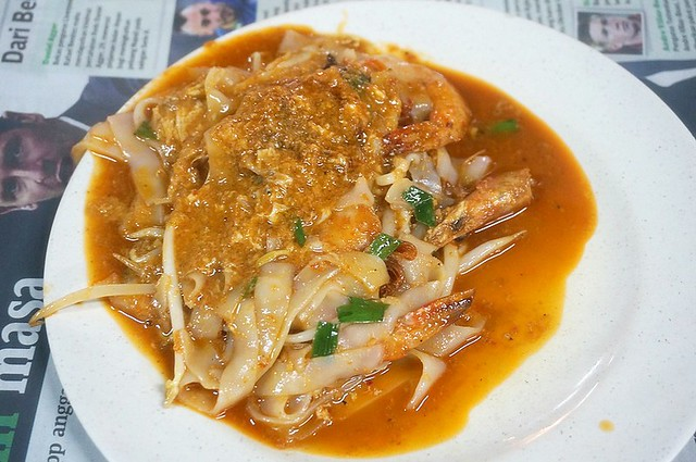 Halal Char Kuey Teow Penang Sany Char Kuey Teow-013