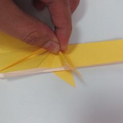 สอนวิธีพับกระดาษเป็นรูปลูกสุนัขยืนสองขา แบบของพอล ฟราสโก้ (Down Boy Dog Origami) 066