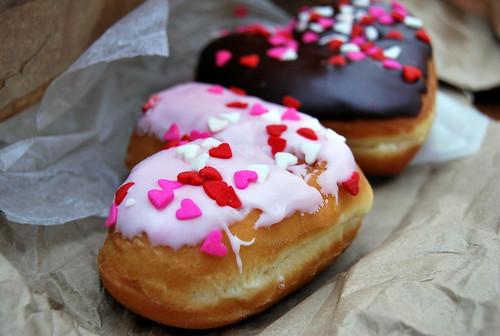 V Day - heart donuts-001