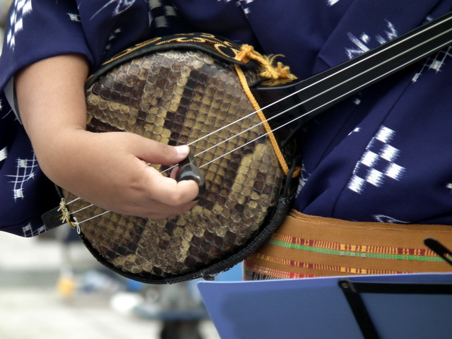 10.Sansen music_an imperative instrument for Okinawa music