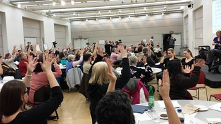 Deaf, Hard of Hearing and Deaf-blind community have their say in Vancouver