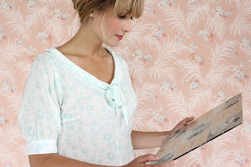 jasmine blouse by Colette Patterns