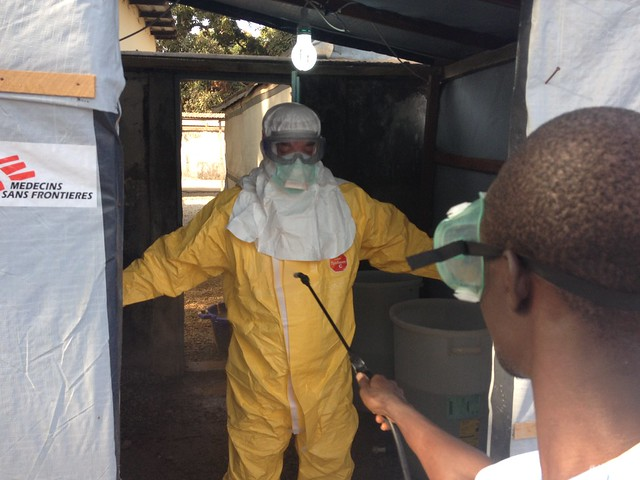 Ebola in Guinea from Flickr via Wylio