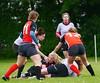 Rugby Damen (Women,dames) Spieltag beim PSV Oldenburg, 4. Mai 2014.