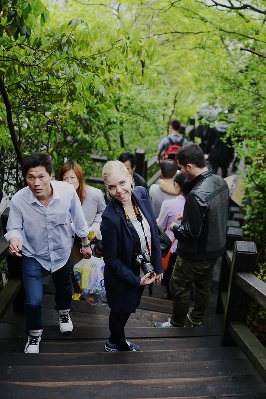 Nanshan Bamboo Forest