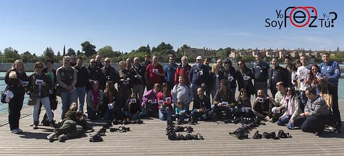 Photowalk 10 Años Flickr - Grupo FEZ