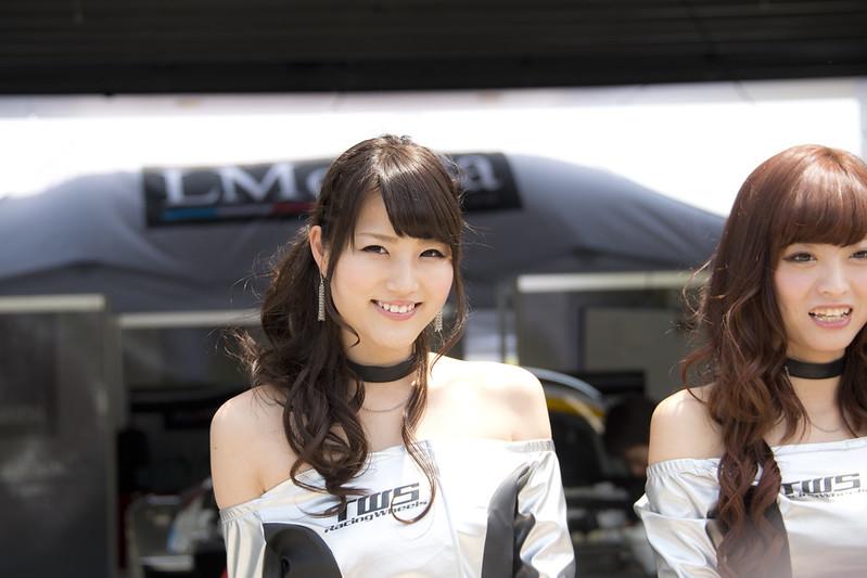 SUPER GT Rd.3 FUJI レースクイーン