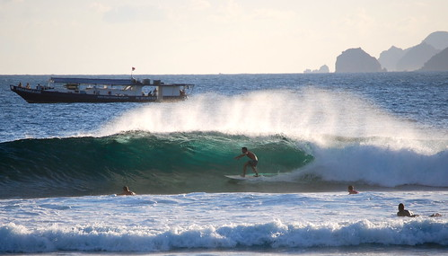 Lombok, Indonesia - the surf