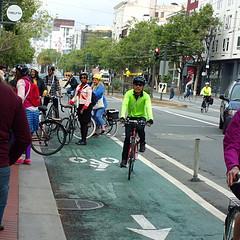 btwd2014sf bike-lane-congestion
