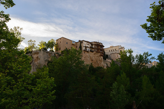 Casas Colgantes