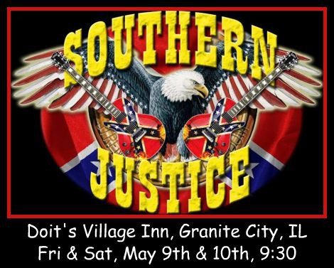 Southern Justice 5-9, 5-10-14