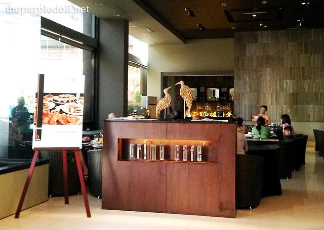 B Hotel Alabang Prime Cafe