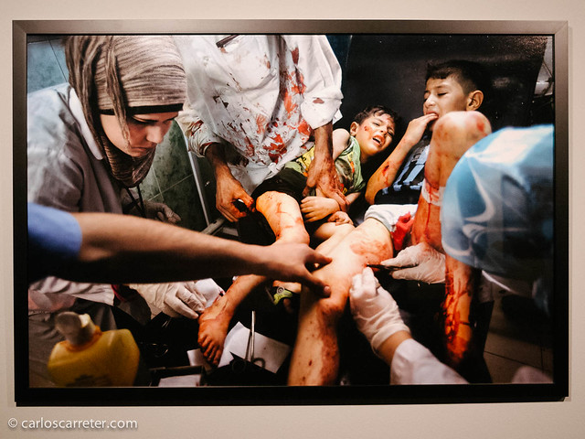 Exposición Testigos de las Revoluciones Árabes
