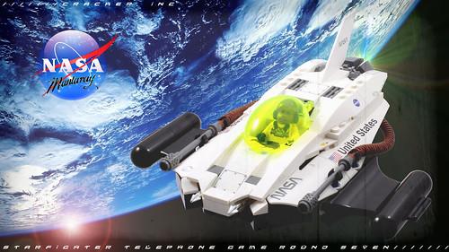 NASA Manta Ray
