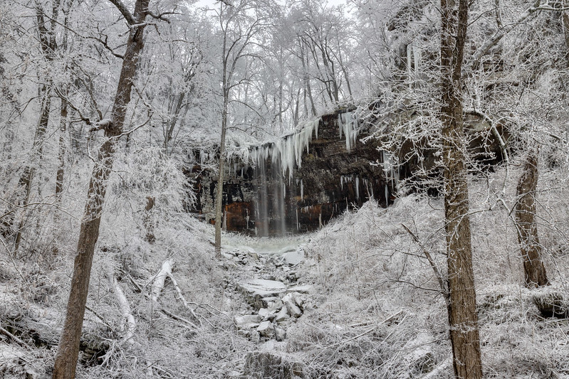 Wildcat Falls, White County, Tennessee 4