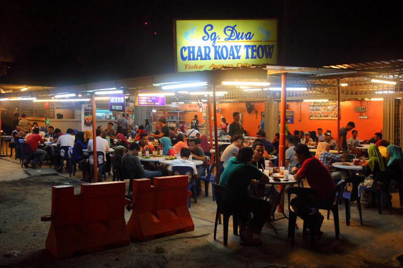 Sg Dua Char Koay Teow