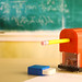 Pencil Sharpener by KOS brick