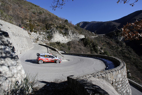 Sordo WRC Montecarlo 2015