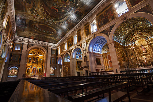 Igreja de Sao Roque-Lisbon