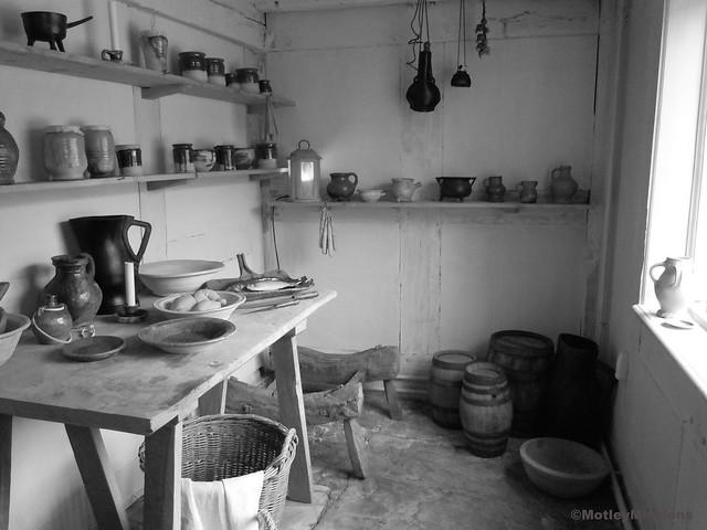 inside shakespeare house