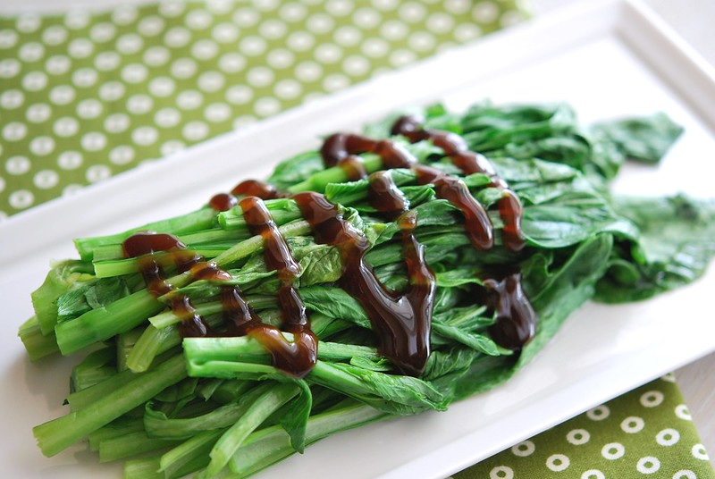 how to cook gai lan