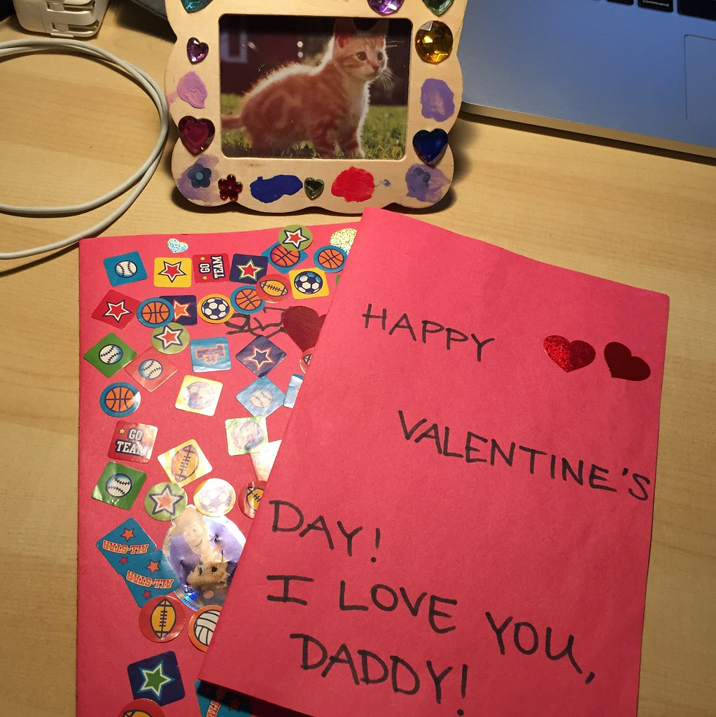 Early Valentine's Day Cards (2/5/15)