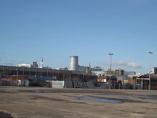 Birmingham skyline - Charles Henry Street, Highgate