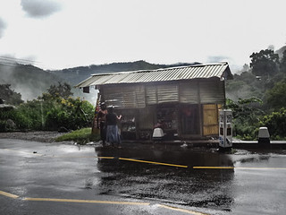 Sri Lanka. Ella. Rawana falls.