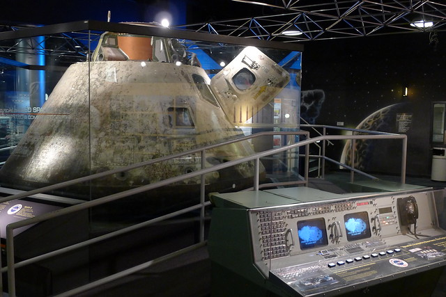 Apollo 8 Command Module