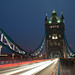 On The Tower Bridge - London, England by N+C Photo