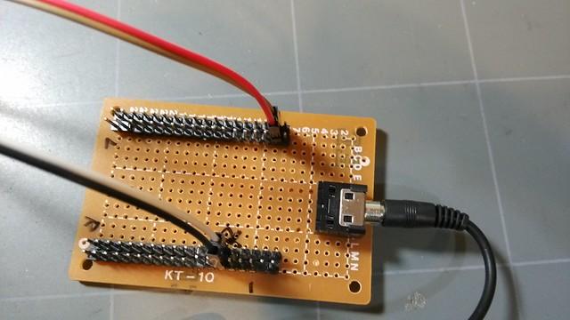 音效卡計時器擴展板2