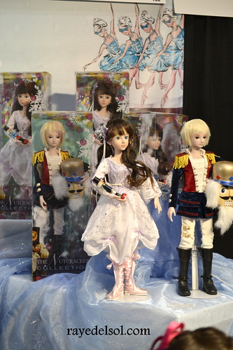 My Ballerina Dolls ~ Toy Fair 2015