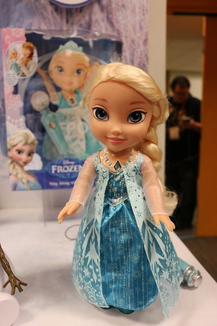 Jakks Pacific - New York Toy Fair 2015