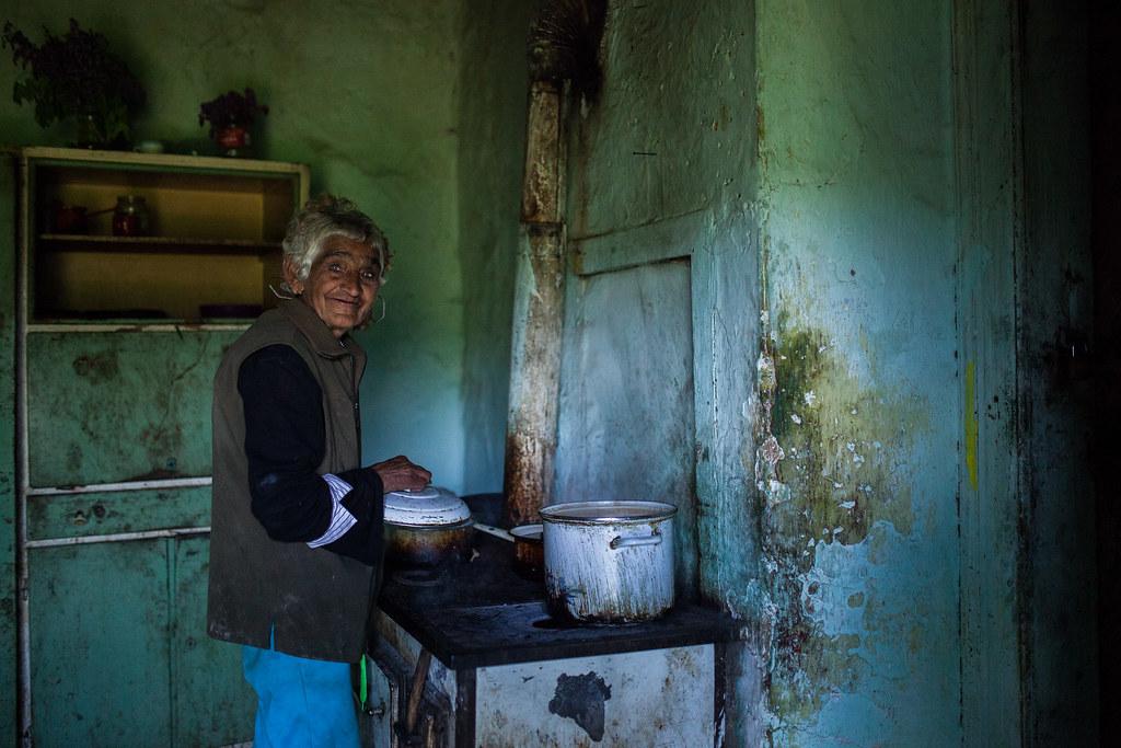 Lídia babot főz, hús és zöldségek nélkül | Fotó: Magócsi Márton