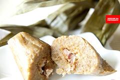 咸蛋鲜肉粽 (Salted Duck Egg Yolk & Pork G…