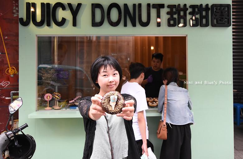 彰化員林JUICY DONUT創意造型甜甜圈08