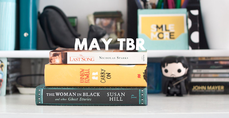 Books: May TBR | lifeofkitty.co.uk