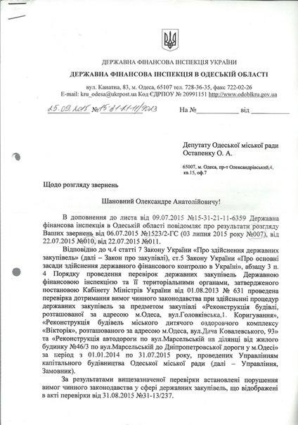 Відповідь ДФІ_Свідомі-Одеса