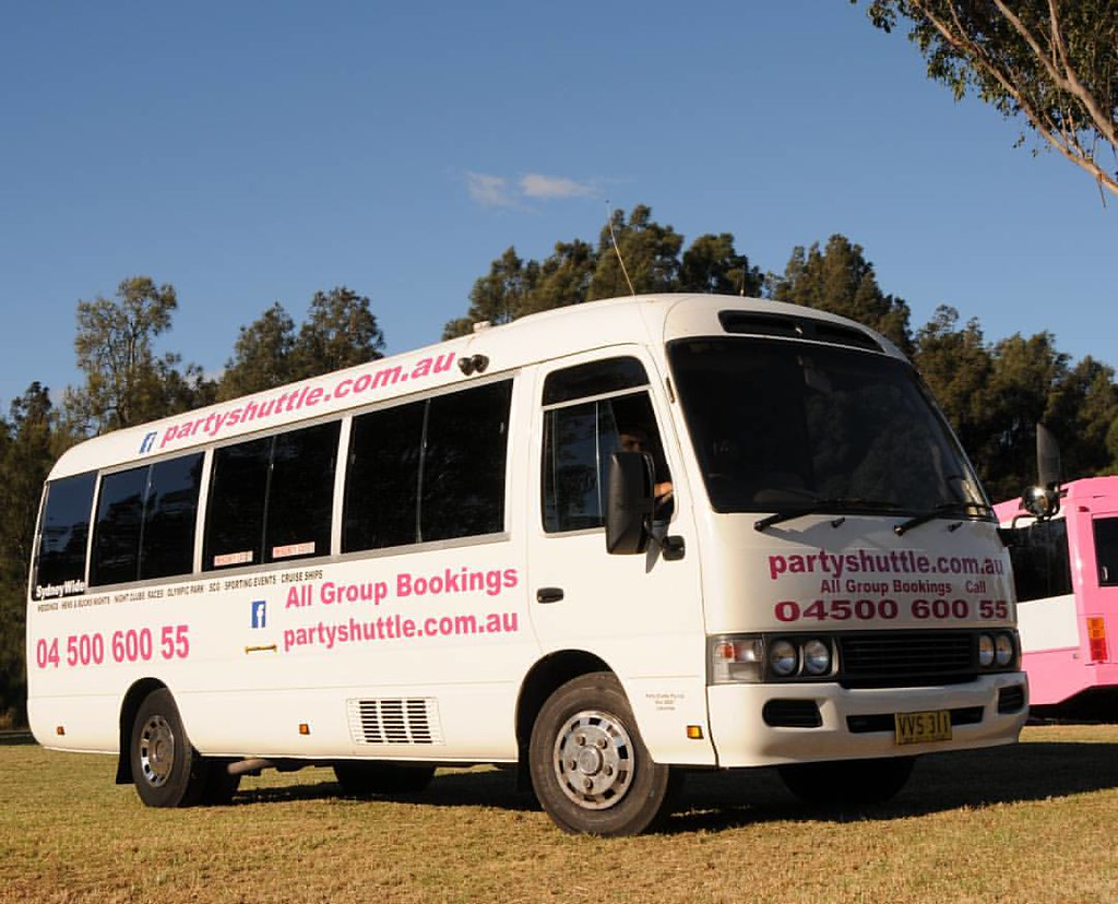 Like To Take A Ride In This 24 Seater PartyShuttleBus Or Any Of Our 14 50 Party Buses Call Us On 04 500 600 55 Book