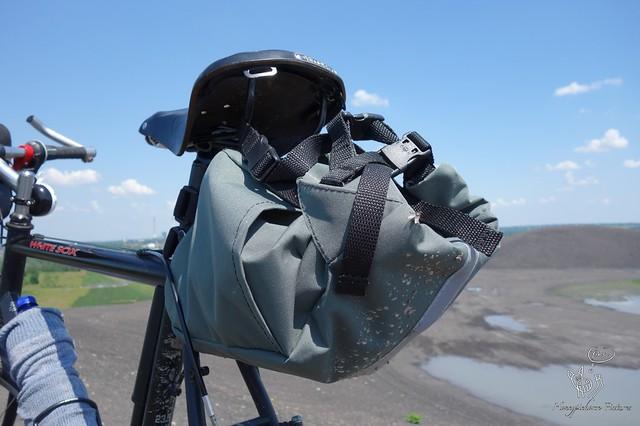 02 Saddle bag by POPCYCLE