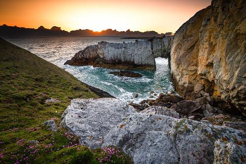 Rhoscolyn Sea Arch