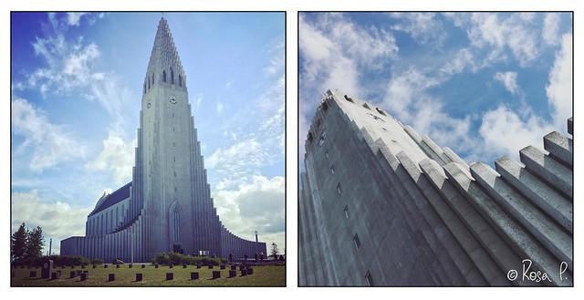 Iceland - Hallgrimskirkja Church