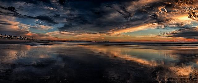 •Reflecting Back On Venice•