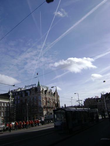 Oranje & Heineken, Amsterdam, The Netherlands - www.meEncantaViajar.com by javierdoren