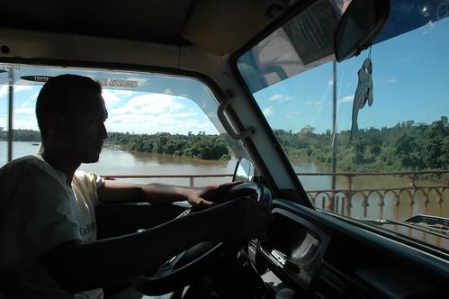notre chauffeur du jour