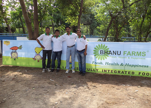Associate Sponsor, Bhanu Farms by EventArchitect