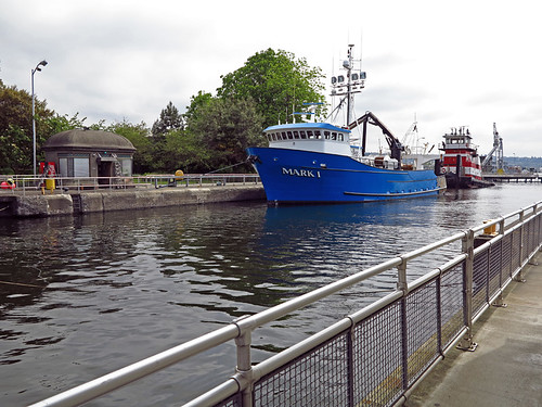 Hiram M. Chittenden Locks