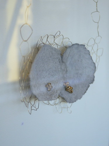Glasgow School of Art - Jewellery and Silversmithing Degree Show 2013 - Lisa Mollins - 1