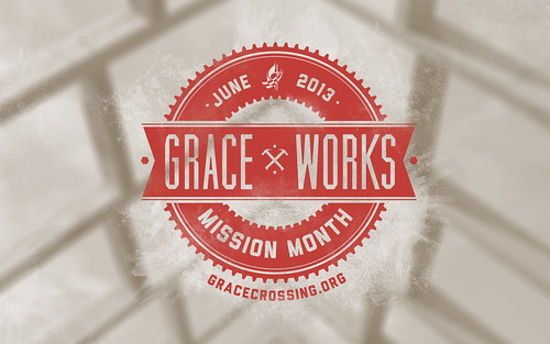 GraceWORKS 2013 Artwork