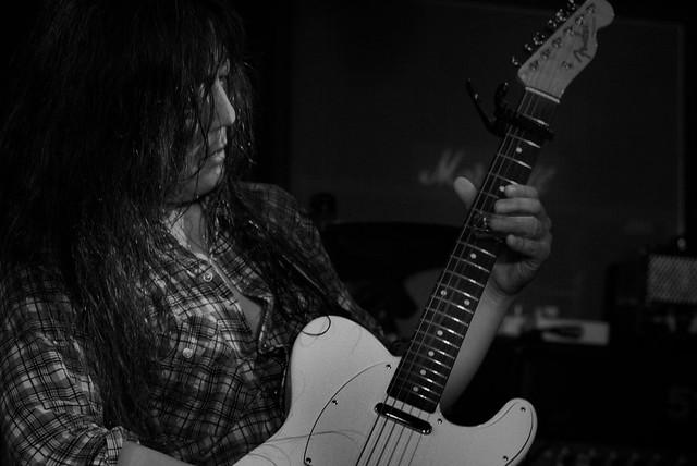 O.E. Gallagher live at Crawdaddy Club, Tokyo, 15 Jun 2013. 360